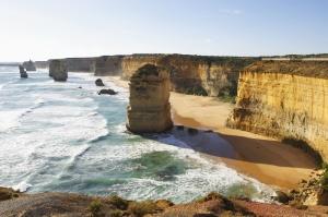 Avustralya Deniz Sahil 5 Doğa Manzaraları Kanvas Tablo