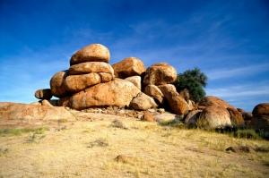 Avustralya Orman Şelale Nehir 7 Doğa Manzaraları Kanvas Tablo