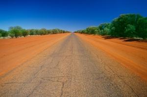 Avustralya Orman Şelale Nehir 8 Doğa Manzaraları Kanvas Tablo