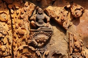 Banteay Srei Temple Unesco Dünya Kültür Mirasları Kanvas Tablo