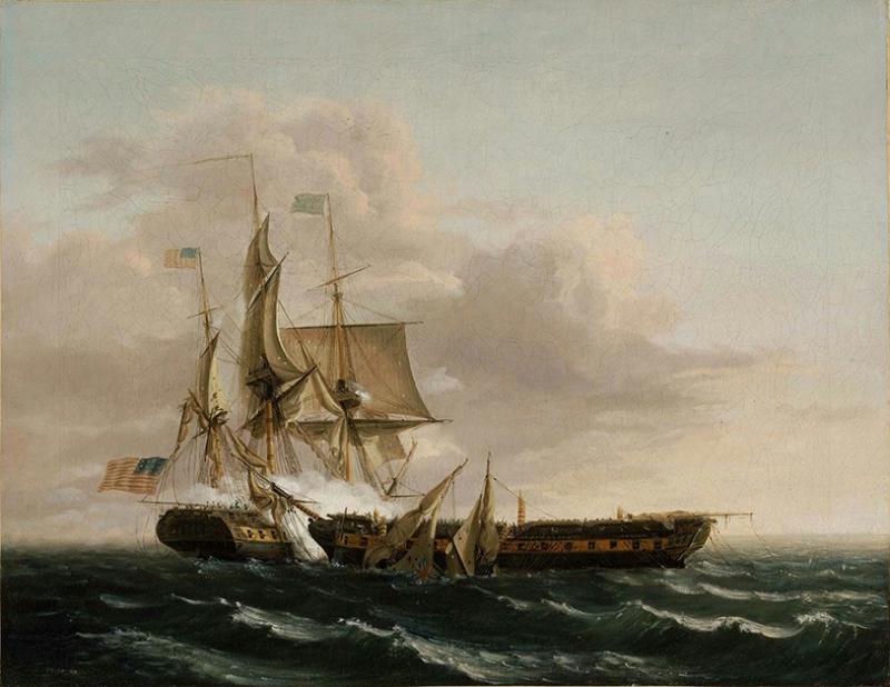 Barca A Vela Yağlı Boya Sanat Kanvas Tablo