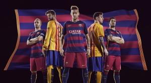 Barcelona Futbolcular Spor Kanvas Tablo