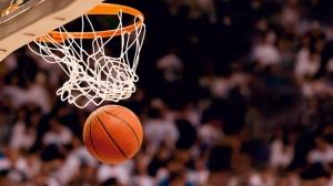 Basketbol Pota Basket Kanvas Tablo