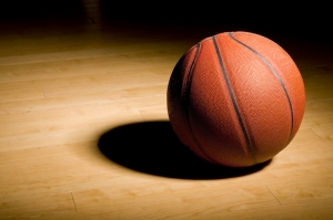 Basketbol Topu Spor Kanvas Tablo