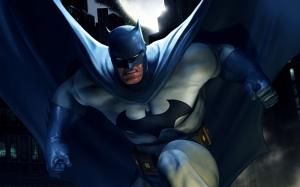 Batman 2015 Arkham Süper Kahramanlar Kanvas Tablo