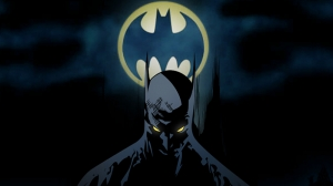 Batman Çizgi Roman 2 Süper Kahramanlar Kanvas Tablo