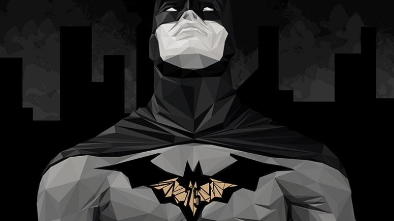 Batman Çizgi Roman 3 Süper Kahramanlar Kanvas Tablo