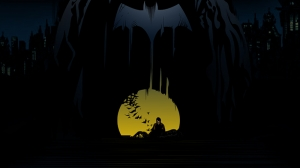 Batman Çizgi Roman Süper Kahramanlar Kanvas Tablo