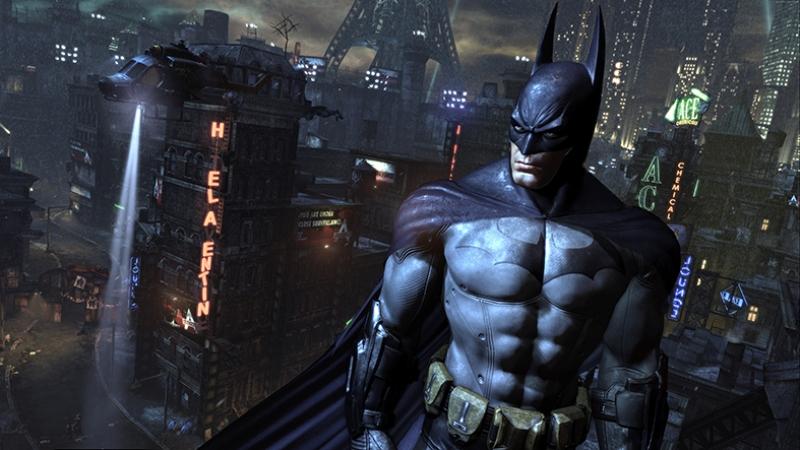 Batman Kara Şövalye-2 Süper Kahramanlar Kanvas Tablo