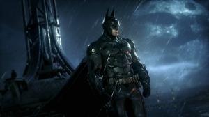Batman Kara Şövalye Arkham Oyun Karakte Süper Kahramanlar Kanvas Tablo