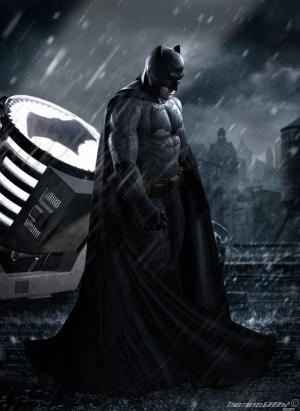 Batman Karakter Süper Kahramanlar Kanvas Tablo