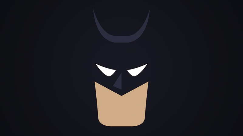 Batman Tv Versiyon Süper Kahramanlar Kanvas Tablo