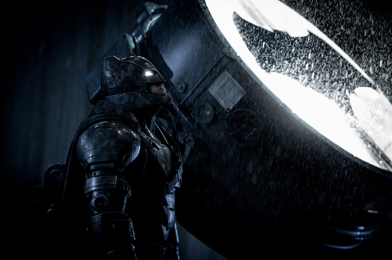 Batman v Superman Dawn Of Justice 3 Sinema Kanvas Tablo