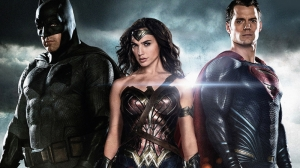 Batman v Superman Dawn Of Justice 4 Sinema Kanvas Tablo