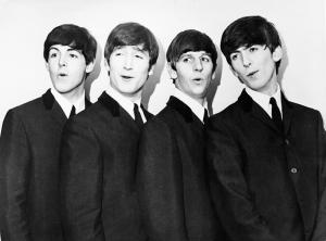 Beatles Ünlü Yüzler Kanvas Tablo 2