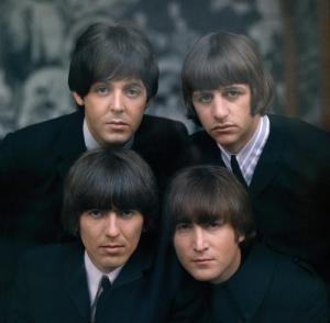 Beatles Ünlü Yüzler Kanvas Tablo 3