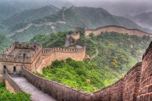 Beijing Cin Doğa Manzaraları Kanvas Tablo