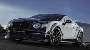 Bentley Continental GT 2 Otomobil Araçlar Kanvas Tablo
