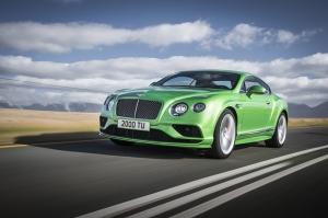 Bentley Continental GT Otomobil Araçlar Kanvas Tablo