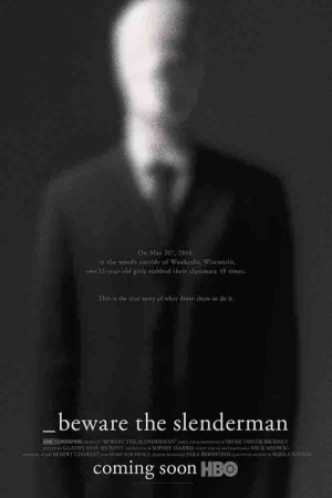 Beware The Slenderman Film Afişi Sinema Kanvas Tablo