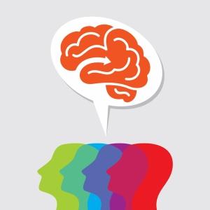Beyin Popüler Kültür Kanvas Tablo