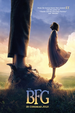 BFG 2016 Film Afişi Sinema Kanvas Tablo