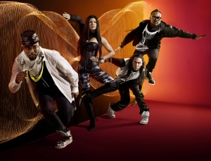 Black Eyed Peas Fotoğraf Yağlı Boya Sanat Kanvas Tablo