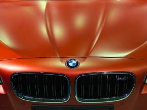 Bmw Otomobil Araçlar Kanvas Tablo