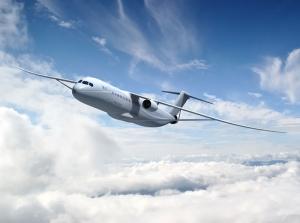 Boeing Jet Araçlar Kanvas Tablo