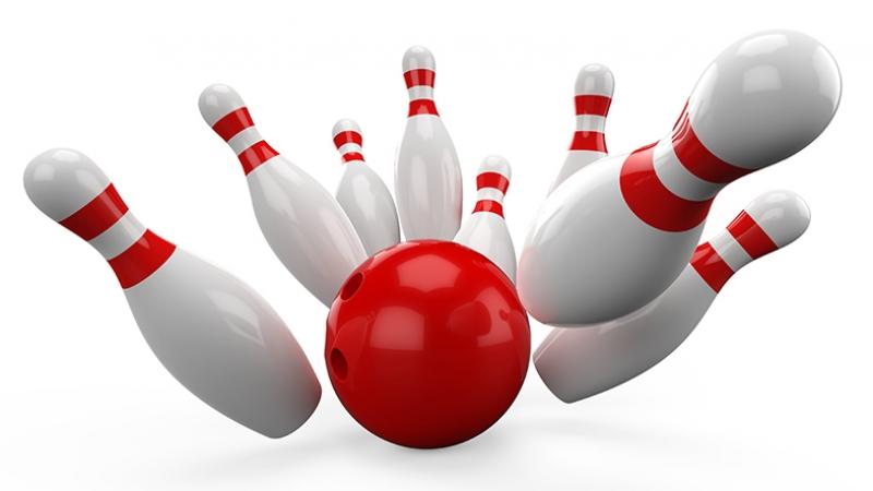 Bowling Labut-2 Spor Kanvas Tablo