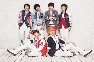 Boyfriend Müzik Grubu Kore