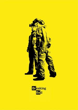Breaking Bad 2 Popüler Kültür Kanvas Tablo