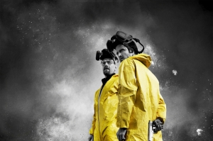 Breaking Bad Poster 2 Kanvas Tablo