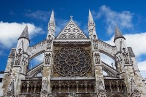 Britanya Katedral Unesco Dünya Kültür Mirasları Kanvas Tablo
