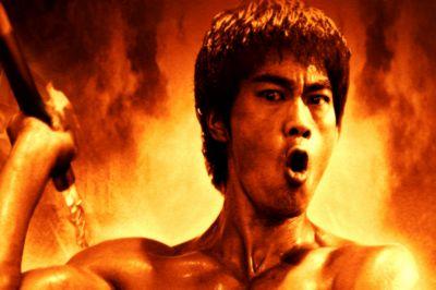 Bruce Lee 01Efsane Dövüşcü Ünlü Yüzler