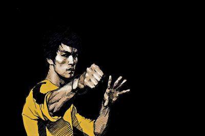 Bruce Lee 03 Ölüm Oyunu Ünlü Yüzler