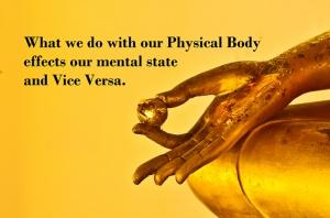 Buda Meditasyon Fotoğraf Kanvas Tablo