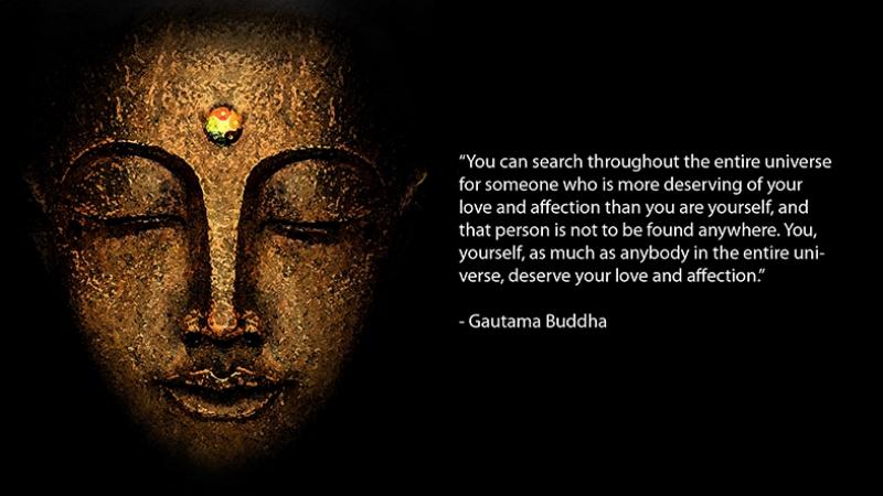 Buda Zen Gautama Popüler Kültür Kanvas Tablo