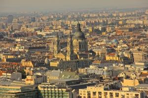 Budapeşte 2 Dünyaca Ünlü Şehirler Kanvas Tablo