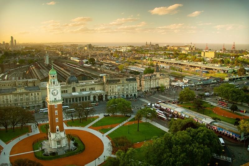 Buenos Aires Arjantin Dünyaca Ünlü Şehirler Kanvas Tablo