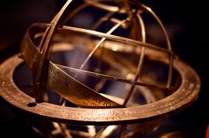 Burç Küresi Astroloji & Burçlar Kanvas Tablo