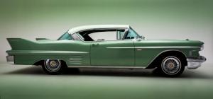 Cadillac Klasik Otomobiller 2 Klasik Amerikan Arabalar Poster Araclar Canvas Tablo
