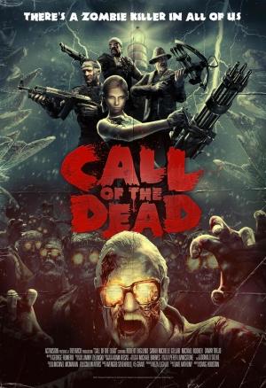 Call Of Dead Oyun Popüler Kültür Kanvas Tablo