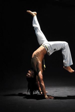 Capoeira-9 Dövüş Sanatları Spor Kanvas Tablo