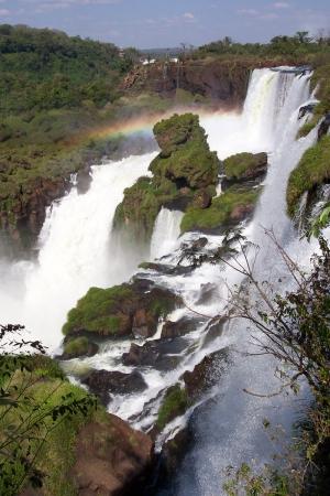 Cataratas Şelale 2 Doğa Manzaraları Kanvas Tablo