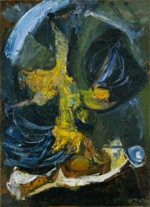 Chaim Soutine Yağlı Boya Klasik Sanat Canvas Tablo