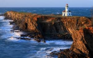 Charleston Deniz Feneri Doğa Manzaraları Kanvas Tablo