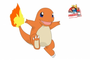 Charmander 9 Pokemon Karakterleri Kanvas Tablo
