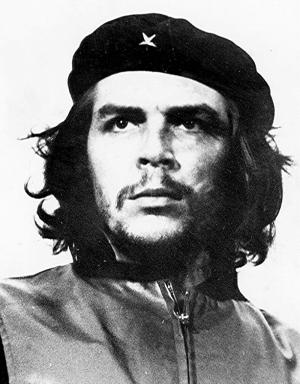 Che Guevara Ünlü Yüzler Kanvas Tablo 2