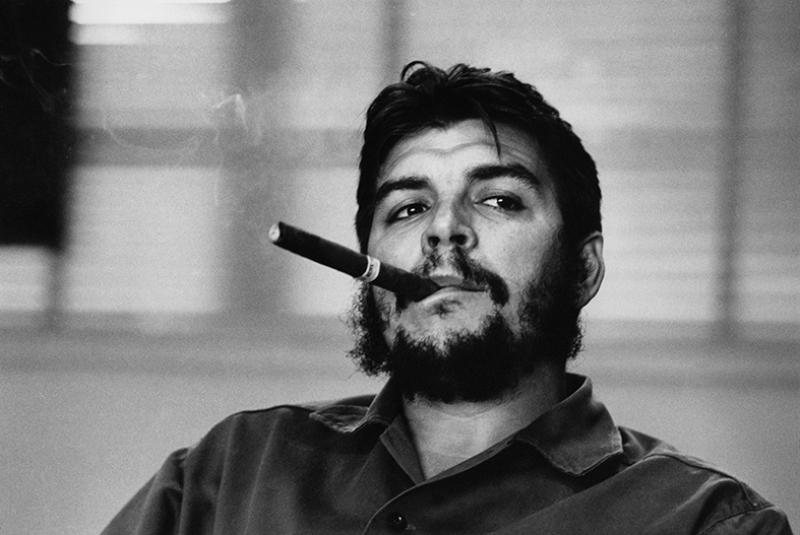 Che Guevara Ünlü Yüzler Kanvas Tablo